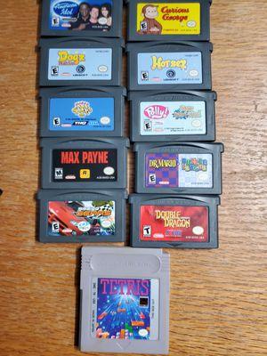 Nintendo Gameboy Advance Games for Sale in Phoenix, AZ