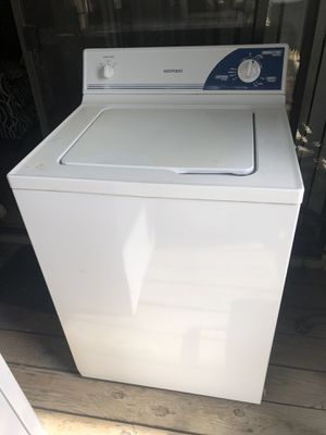 Hotpoint Washer and whirlpool dryer for Sale in Atlanta, GA