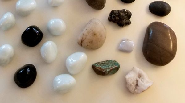 Rock collection A