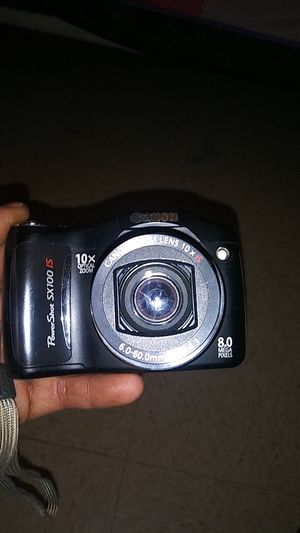 CANON Powershot SX100 IS for Sale in Tulsa, OK