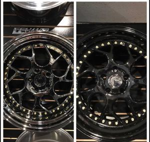 """Aodhan Wheels now in stock and sale! 18"""" for Sale in Jackson, NJ"""