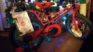 Brand new huffy 16 inch spiderman bike for Sale in Pomona, CA