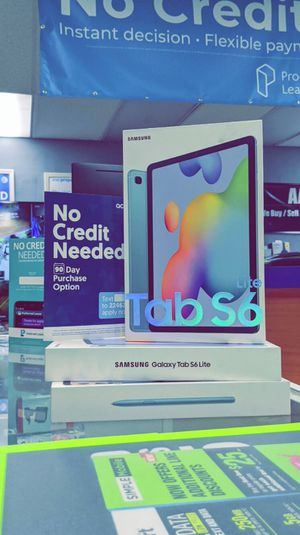 Samsung Galaxy Tab S6 lite - 10.4 inches - 128gb - WiFi - Brand New in Box! One Year Warranty! for Sale in Arlington, TX