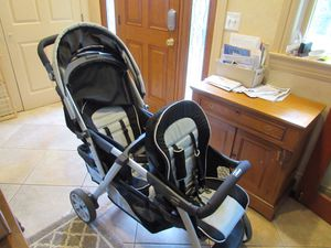 Chicco double stroller for Sale in Hagerstown, MD