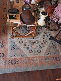 Boho Area Rug 7 By 9 , Gorgeous Colors Great Quality for Sale in St. Petersburg,  FL