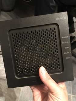 Motorola surfboard modem for Comcast for Sale in Naples,  FL