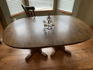 Dining table w/4 chairs for Sale in Derby, KS