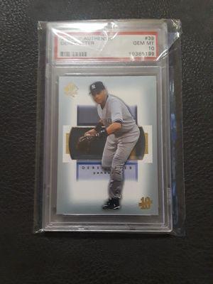 PSA 10 Derek Jeter HOF New York Yankees for Sale in Oakland Park, FL