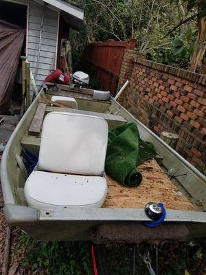 John boat for Sale in Dublin, GA