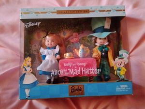 Alice in wonderland kelly barbie collectable for Sale in City of Industry, CA