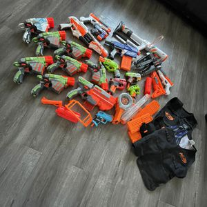 Nerf Guns for Sale in Lakeside, CA