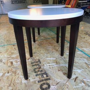 Round End Tables for Sale in Sandy, OR