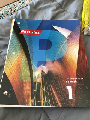 Portales Introductory Spanish 1 for Sale in Tempe, AZ