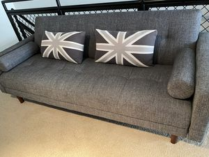Simply fold down sofa bed for Sale in Washington, DC