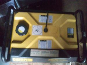 Champion 3,650 watts for Sale in Sheridan, AR