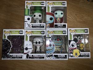 Nightmare Before Christmas Pops for Sale in Chula Vista, CA