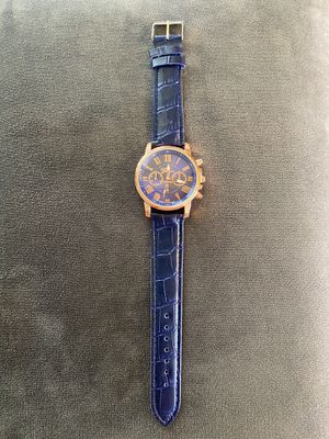 NEW: Navy blue and Rose gold watch for Sale in Vero Beach, FL