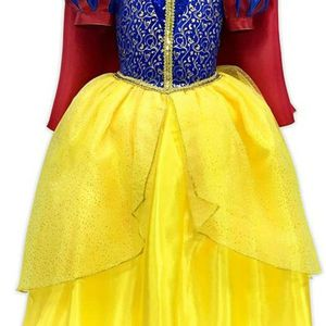 Snow White Costume for Girls Size 7/8 for Sale in Las Vegas, NV