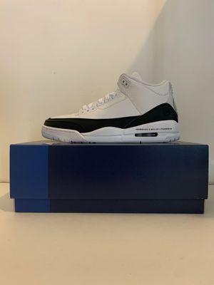 Jordan 3 Retro 'Fragment' White size 10 for Sale in Cutler Bay, FL