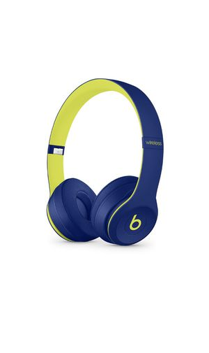Beats Solo3 Wireless On-Ear Headphones- Beats Pop Collection for Sale in Queens, NY