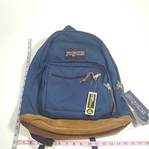 Navy blue Jansport backpack 31L nwt new deal bag classic for Sale in Dallas, TX