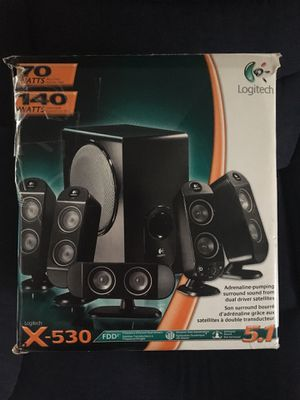 Surround Sound Speakers for Sale in Durham, NC