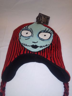 Nightmare before Christmas Sally hat for Sale in Melrose Park, IL