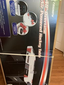 Brand New Air Powered Hockey Table for Sale in South Attleboro,  MA