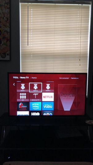 ROKU TCL 40 INCH TV for Sale in Altamonte Springs, FL