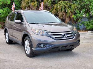 2013 HONDA CRV EXL for Sale in Miami, FL