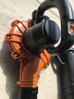 Electric blower mulcher vacuum for Sale in Austin, TX