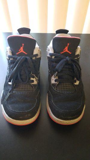 Nike Air Jordan 4 boys 2.5Y for Sale in Chula Vista, CA