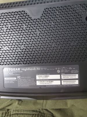 Nighthawk router for Sale in San Diego, CA
