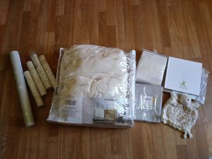Mamas and Papas Once Upon A Time Baby Crib Set. Baby Room Set for Sale in Riverside, CA