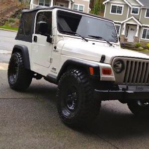 2005 Jeep Wrangler🥺Dual.Climate for Sale in Worcester, MA