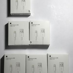 3ft Apple iPhone/ iPad Charging Cables/ iPhone Chargers 3 Pack for Sale in San Fernando, CA