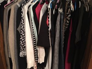 Closet of name brand, women's clothes for sale- jcrew, gap, Lacoste, coach, etc... up to 90% off for Sale in Hamburg, NY