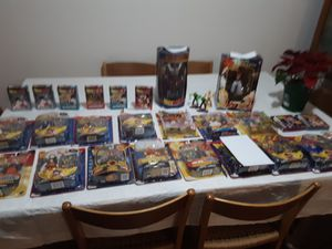 Dragon ball z toys cards for Sale in Gig Harbor, WA