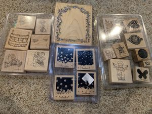 Stampin Up Craft scrapbooking stampers for Sale in Carol Stream, IL