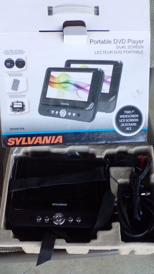 Sylvania portable DVD player. for Sale in Mentone, CA