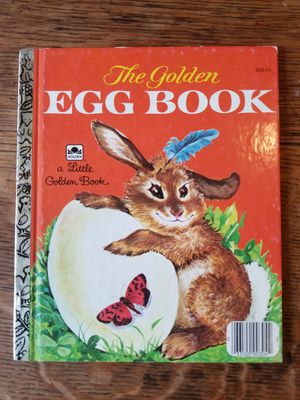 "A Little Golden Book #304-11 ""The Golden Egg Book"" (1962) for Sale in Lexington, SC"