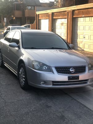 2006 Nissan Altima S special edition for Sale in Fontana, CA