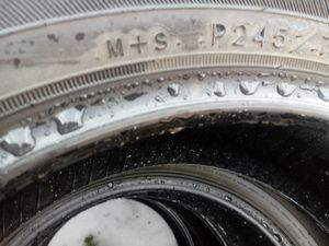 Good year tires very good condition for Sale in West Springfield, VA