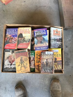 60+ Books $50 obo for Sale in Madera, CA