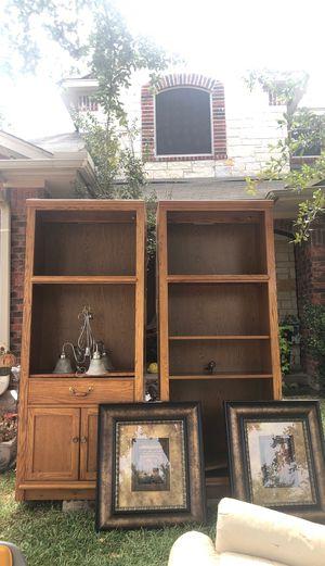 Kinkade Bookshelves for Sale in Cedar Park, TX