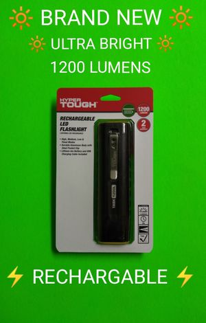 NEW / 1200 Lumens / SAVE $38 / 3 MAX PER PURCHASE / 💥PRICE IS FIRM💥 for Sale in Phoenix, AZ