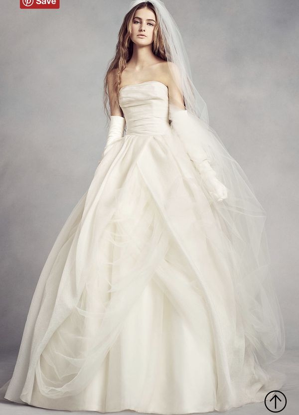 Vera Wang Wedding Dress For Sale In Windermere Fl Offerup