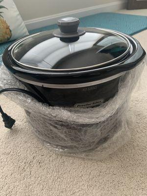 Slow Cooker - Proctor Silex for Sale in Alexandria, VA
