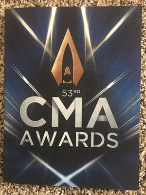 CMA AWARDS BOOK for Sale in Lebanon, TN