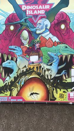 Dinosaur Island Board Game for Sale in Chicago,  IL